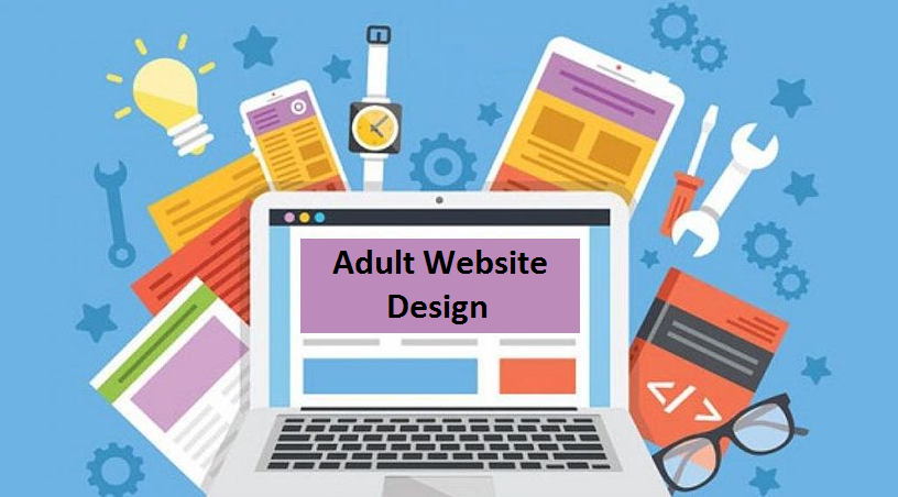adult web design services