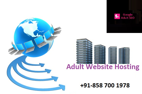 Adult website hosting