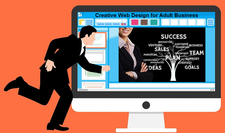 Creative Adult Website Designs